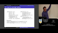 David Poole - Logic, Probability and Computation: Foundations & Issues of Statistical Relational AI