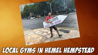 Local Gyms in Hemel Hempstead