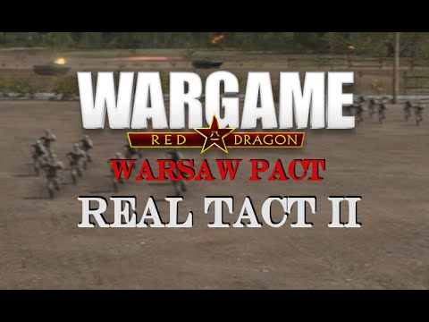 Wargame: Red Dragon - Real Tactics Experiment II (Soviet Military Doctrine vs NATO)