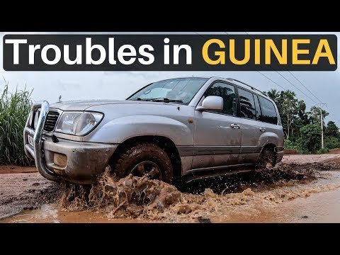 Our Troubles in GUINEA (Conakry)