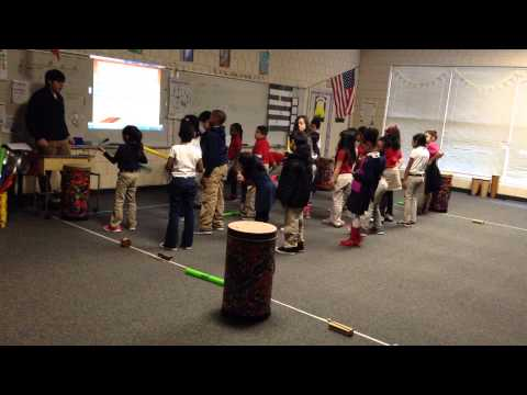 Music Lesson 2nd Grade Murillo Part 2