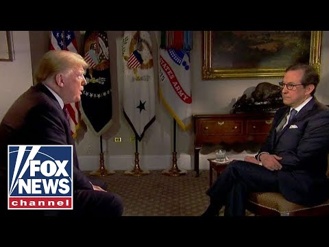 Inside Trump's new Fox interview