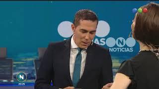 """""""Guerra"""" entre Córdoba y Tucumán -Telefe Noticias"""