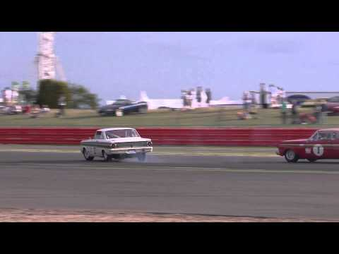 ITV4 Highlights programme of the 2014 Silverstone Classic - Part 2