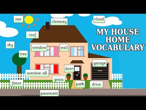 House and Home - English Teaching and Learning Resources