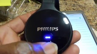 12 philips shb 4100 bluetooth on ear headphone