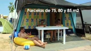Camping El Pinar, Blanes, Costa Brava