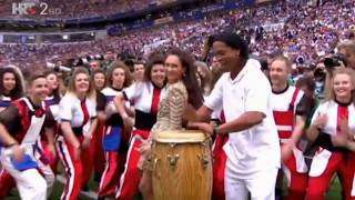 Aida Garifullina & Ronaldinho - Kalinka ( FIFA World cup 2018 )