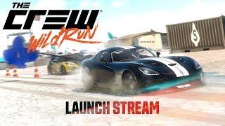 The Crew Wild Run Launchstream - 7pm CET