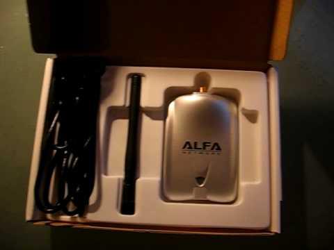 ALFA NETWORKS USB 500MW DRIVERS FOR WINDOWS XP