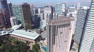 Petronas Towers & Merdeka Square