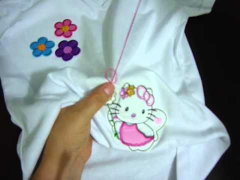 Como Decorar Una Camiseta De Navidad.Como Decorar Camiseta Facilmente Crafts In Blouses Decoracion De Playeras