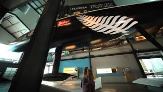 Have a look around the New Zealand Maritime Museum