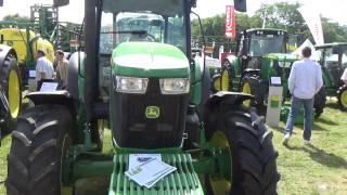 Wystawa maszyn rolniczych Szepietowo 2015