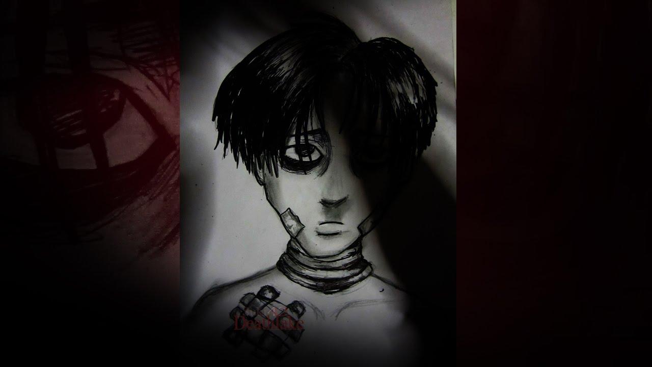 Killing Stalking Bum Speed Drawing Fan Art Youtube