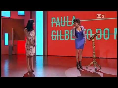 TACI!  Paula Gilberto do Mar  Quelli che...