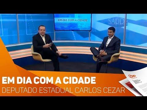 Em dia com a cidade Deputado Estadual Carlos Cezar - TV SOROCABA/SBT