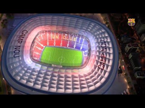 شاهد: كيف سيصبح ملعب كامب نو عام 2023؟  - نشر قبل 2 ساعة