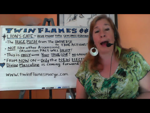 Twin Flames- LIONS GATE- PORTAL OF DIVINE LOVE & UNION