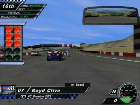 Sports Car GT PC All Tracks Laguna Seca YouTube - Sports car gt
