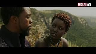 Lupita Nyong'o y Chadwick Boseman cuentan su experiencia en Black Panther | ¡HOLA! Cinema