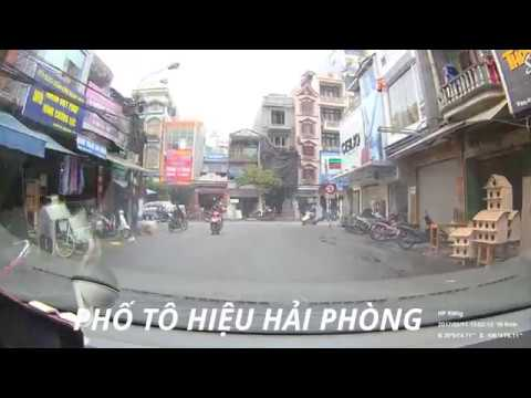 PHỐ TÔ HIỆU HẢI PHÒNG | TO HIEU STREET | HAI PHONG BUSINESS STREET | Vietnam Discovery Travel
