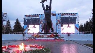 Омск, День Победы, 9 мая 2015 / Omsk, Victory Day, 09.05.2015.
