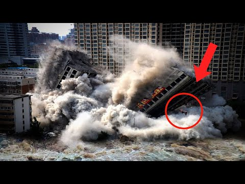 Severe floods in China! There is no escape! People are in despair! Footage compilation