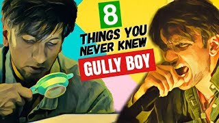 8 Things You Never Knew About Gully Boy | Ranveer Singh | Divine | Naezy
