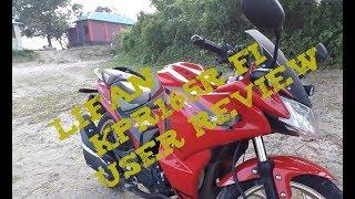 Lifan KPR 165R FI || User Review ||
