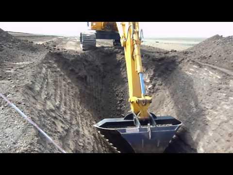 SDS Pipeline Excavation Begins