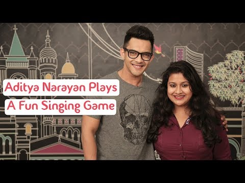 Aditya Narayan Sings Channa Mereya | Interview | Sa Re Ga Ma Pa