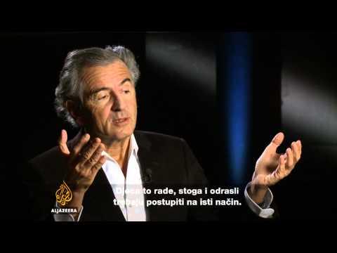 Recite Al Jazeeri: Bernard-Henri Levy