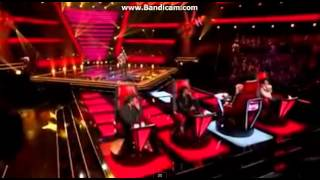 Christian Porter - Sexy and I Know It - The Voice 4 - Blind Audition 2013