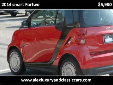 2014 smart Fortwo Used Cars Duluth GA