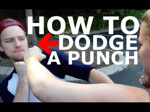 Thumbnail: How To Dodge a Punch like Floyd Mayweather (Pull Counter)