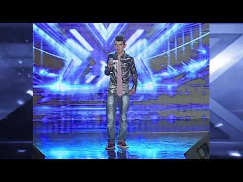 X Factor Albania - The Best - Momente gazmore 1
