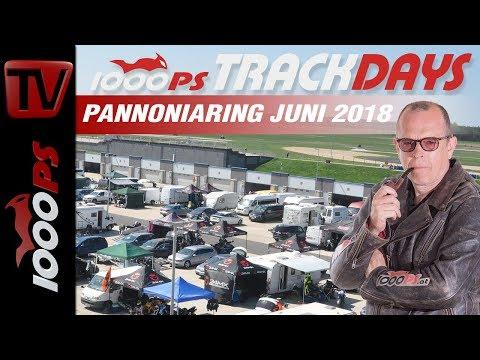 1000PS Bridgestone Trackdays - Eventvideo | Pannoniaring Juni 2018