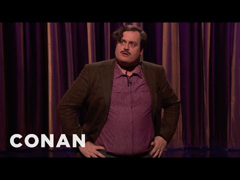 Ian Abramson Stand-Up 04/10/17  - CONAN on TBS
