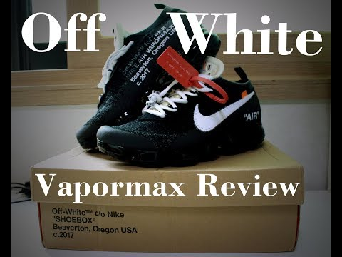 OFF WHITE x Nike VAPORMAX review | Artemis Outlet