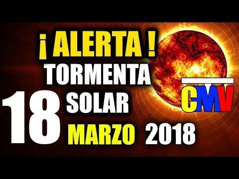 Tormenta solar marzo 2018, podría afectar a los celulares marzo fuerte actividad magnética