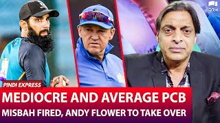 PCB is all about Blunders & Average People | Andy Flower to take over soon | Shoaib Akhtar | SP1N