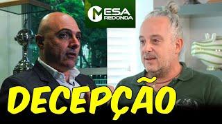 """PAULO NOBRE: """"Fiquei DECEPCIONADO com as pessoas""""   Mesa Redonda (08/09/19)"""