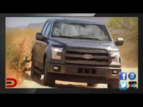 Here's Extreme Testing with the 2015 Ford F-150 on Everyman Driver