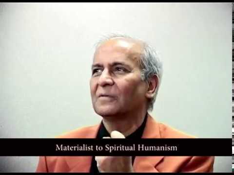 Materialist to Spiritual Humanism