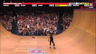 Skateboard Vert Battle For Gold - Espn X Games