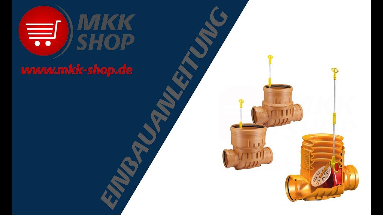 Mkk Shop Revisionsschacht Kontrollschacht Entwässerung Mit