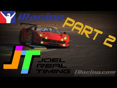 Repeat TECH - Joel Real Timing Overlays in iRacing by FrontSeat
