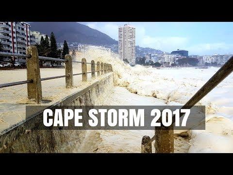 Cape Storm 2017 // Cape Town Storm Video