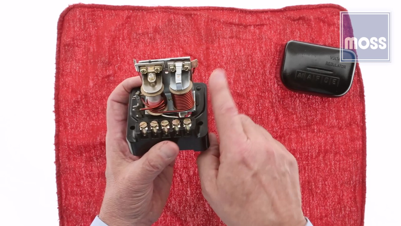 Function Of The Cut Out Relay Explained Youtube Acdelco 12 Volt Solenoid Wiring Diagram